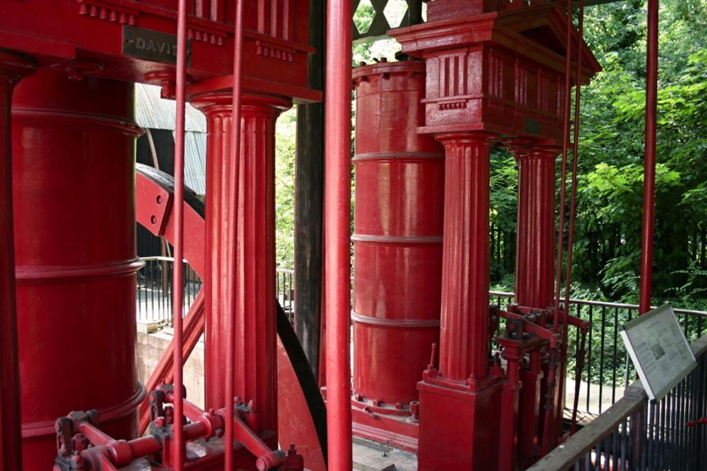 Ironbridge Gorge, Freilichtmuseum Blists Hill