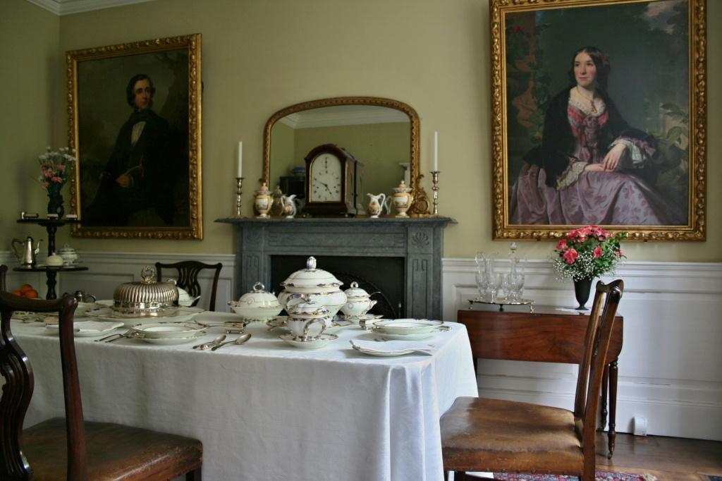 Ironbridge Gorge: Rosehill House, historisches Wohnhaus der Darbys in Coalbrookdale