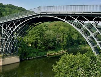 Ironbridge Gorge – Wiege der Industrie