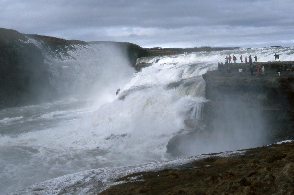 Island, Gullfoss