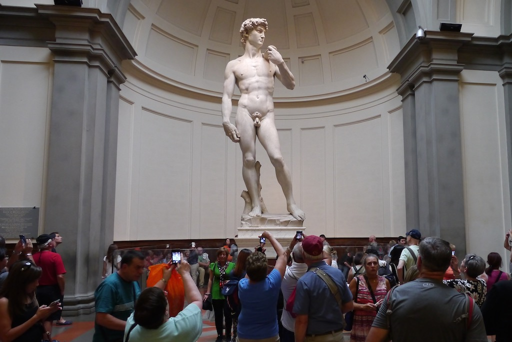 Florenz, Michelangelo: David
