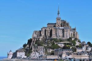Mont Saint-Michel, Normandie, Frankreich