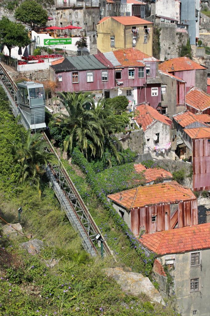 Porto, Funicular dos Guindais
