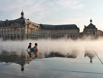 Bordeaux, die Fußgängerstadt