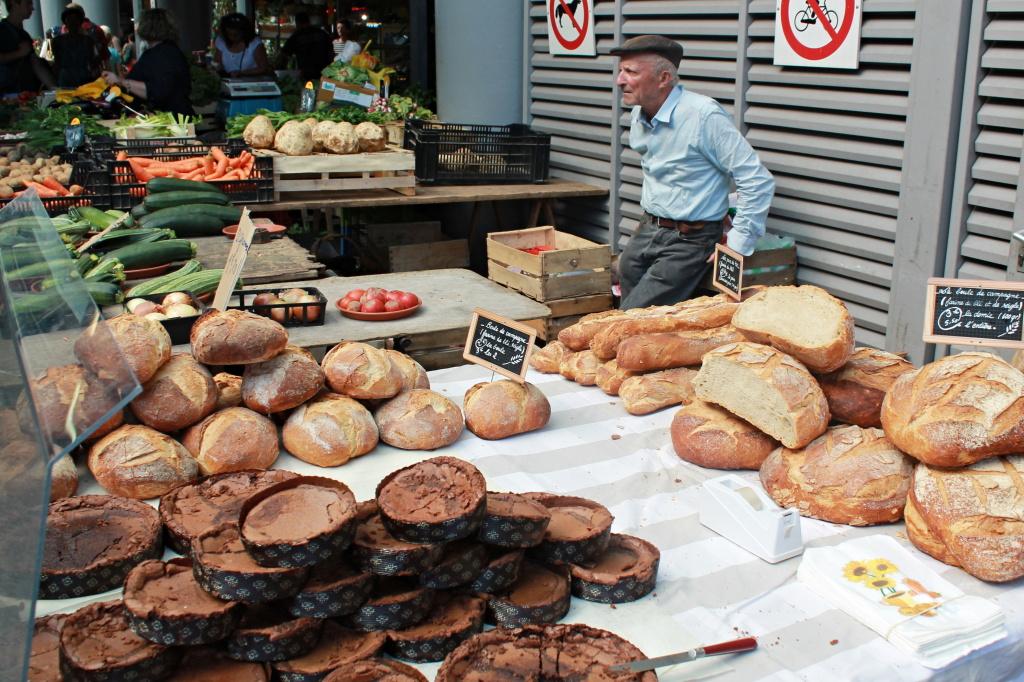 Bordeaux, Marché des Capucins II