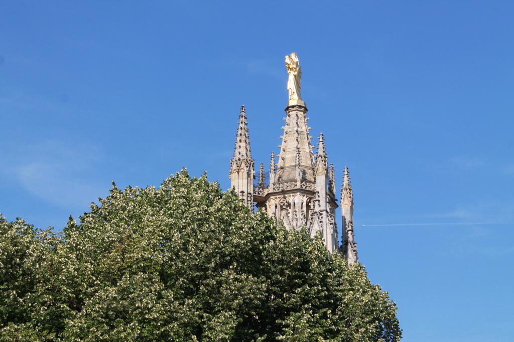 Bordeaux, Turm der Cathédrale St.-André