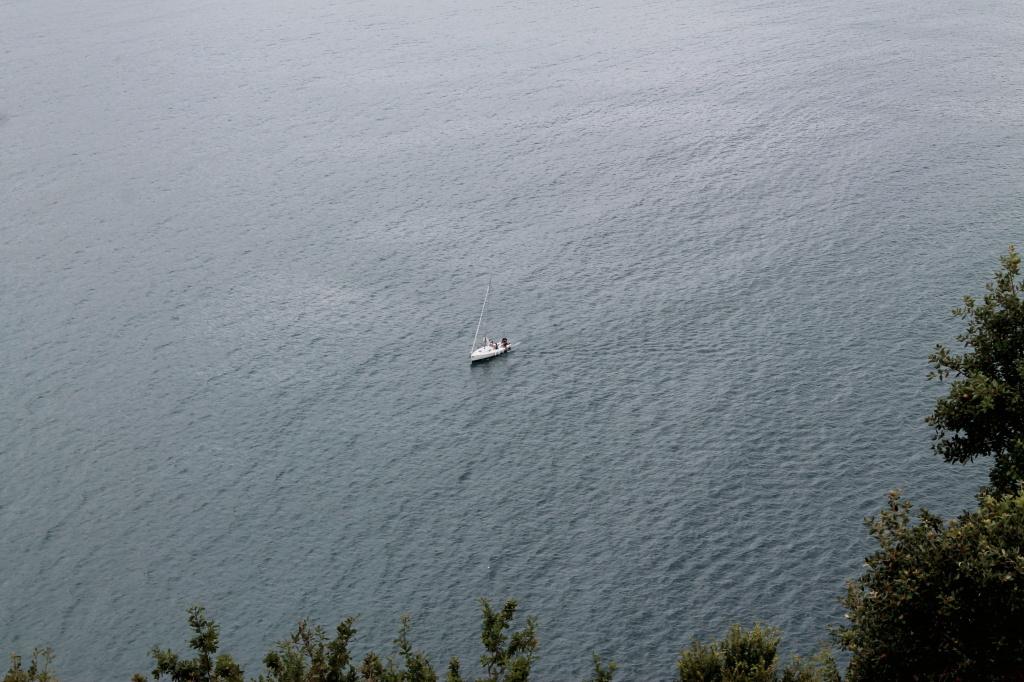 San Sebastian, Blick vom Monte Urgull
