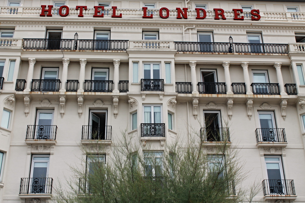 San Sebastian, Hotel Londres