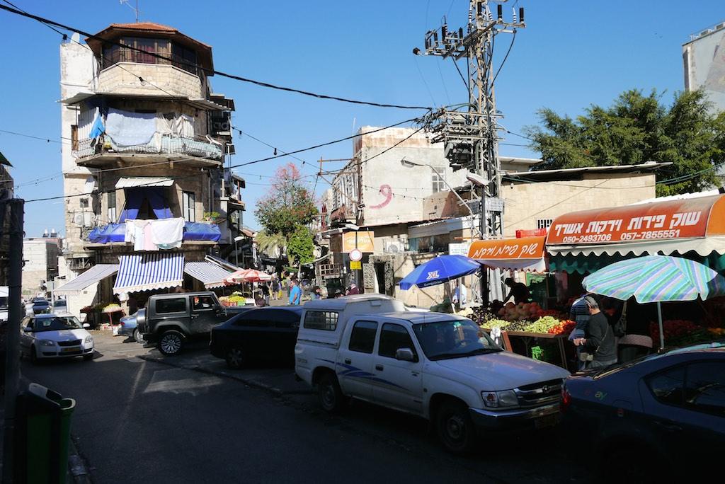 Der Markt im Wadi Nisnas