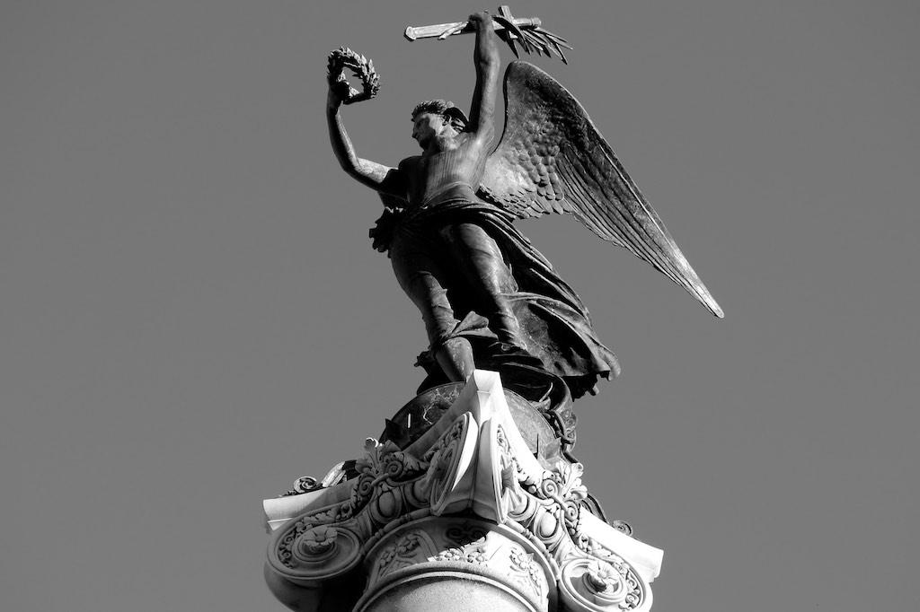 Die Tapferkeit der Märtyrer von Emanuele Caggiano
