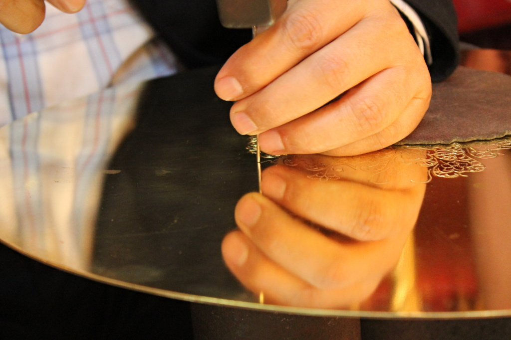 Die Handwerker von Fès