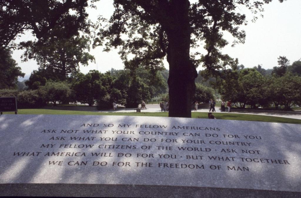 Kennedy oder ein Traum von Amerika