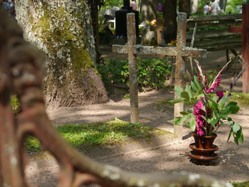 Friedhof von Rūjiena