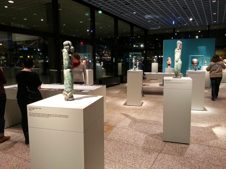 Nachts im Museum: Archäologie der Moderne in Köln