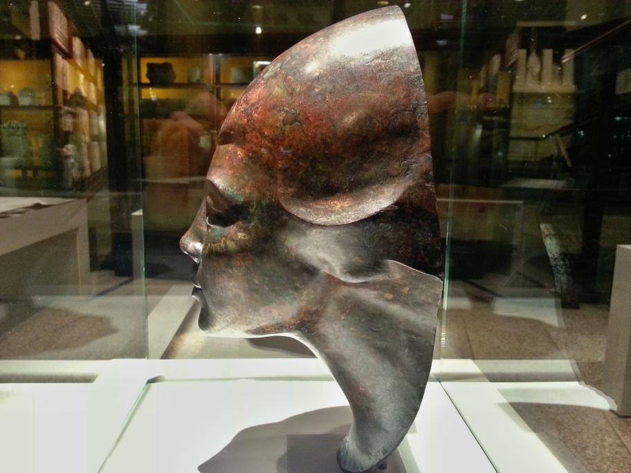 Nachts im Museum: Archäologie der Moderne in Köln.
