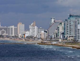 Strand und Stadt? Tel Aviv!