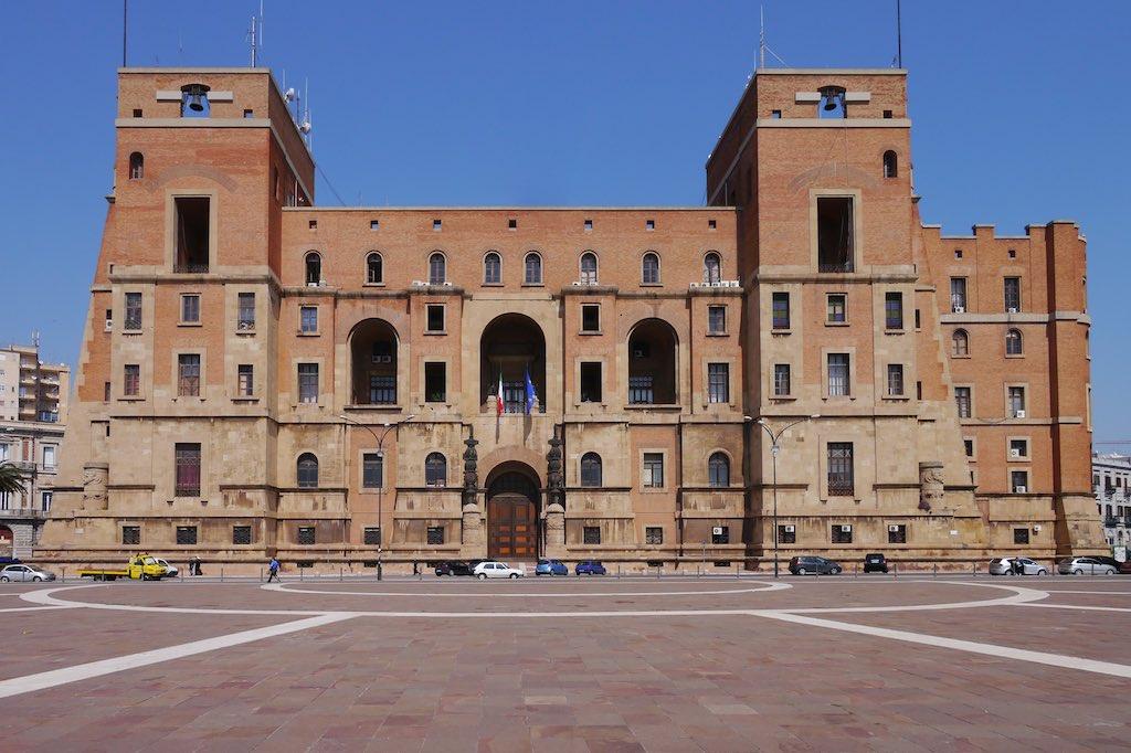 Palazzo del Governo in Tarent, Apulien