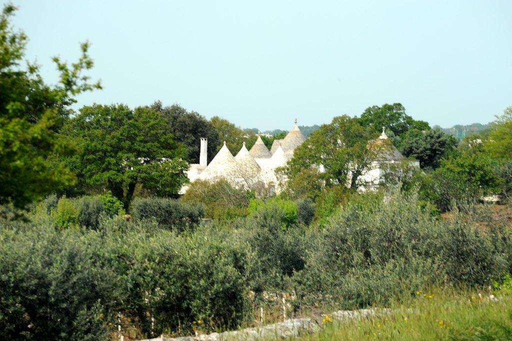 Trulli Haus in Apulien