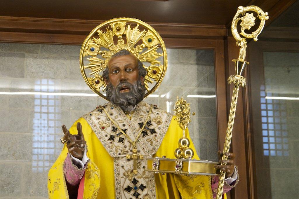 Der Heilige Nikolaus von Bari