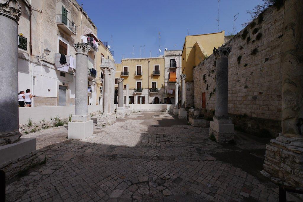 Altstadt in Bari