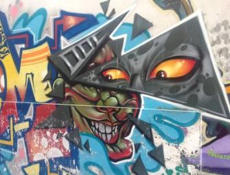 Brindisi – Streetart & Kreuzzug