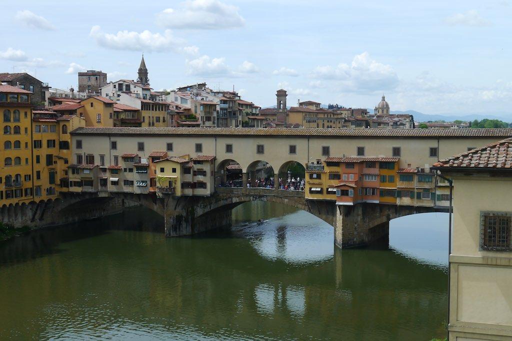 Bild des Ponte Vecchio