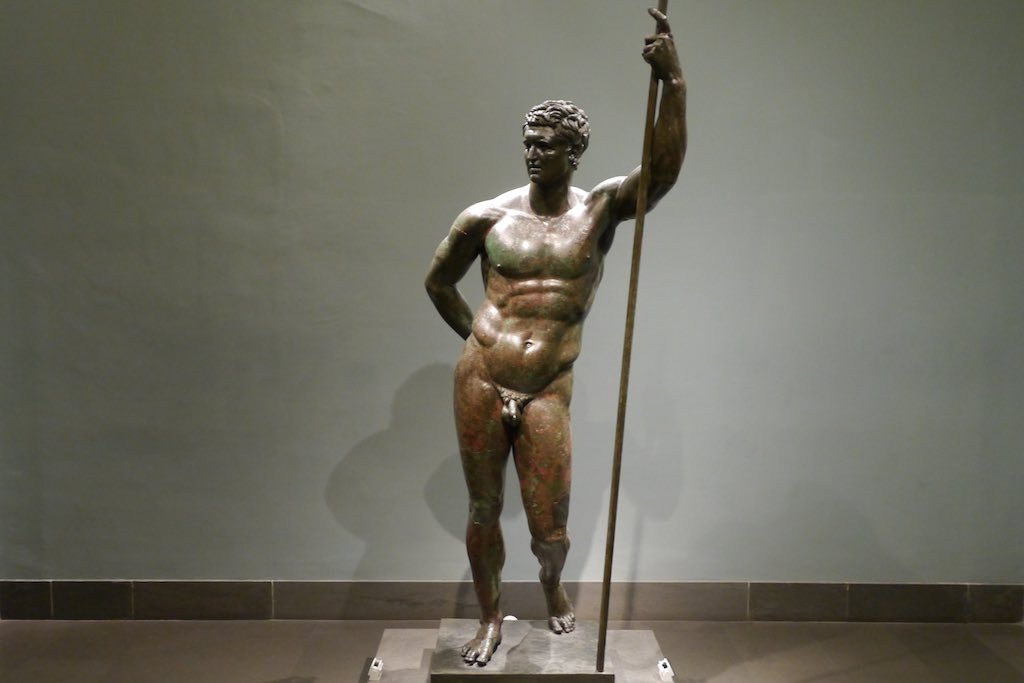 Thermenherrscher Museo Nazionale Romano