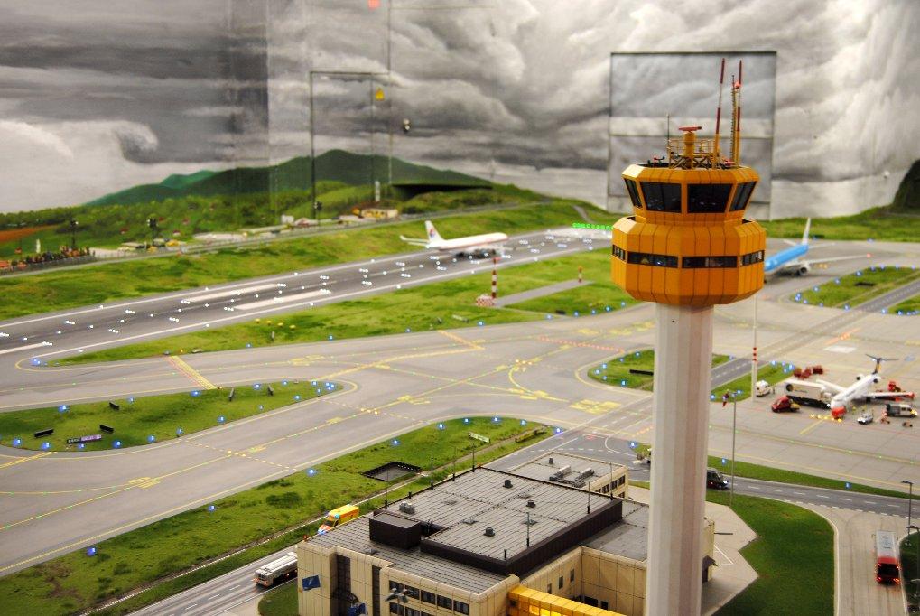 Hamburg_MiniaturWunderland_Flughafen
