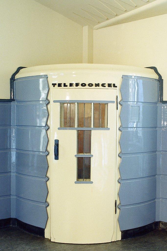 Amsterdam Het Schip Telefonzelle