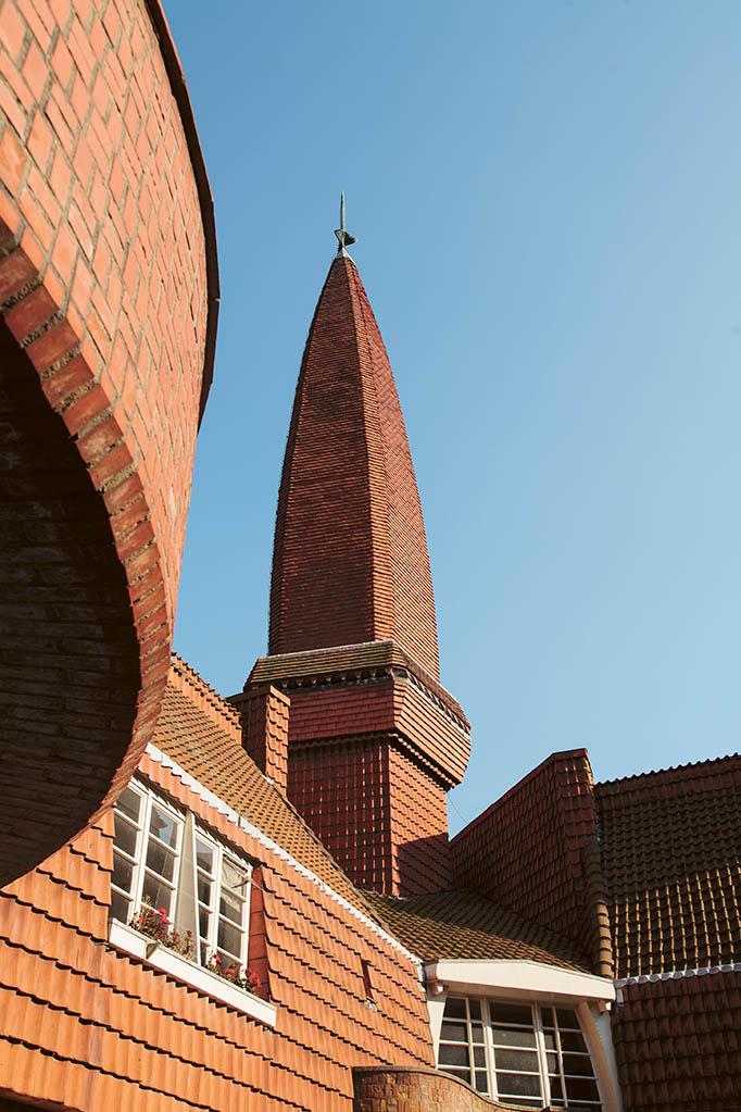 Amsterdam_HetSchip_Turm_Rückseite
