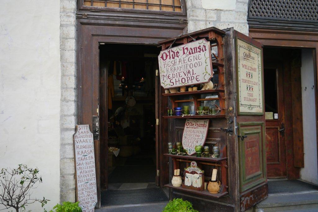 Die Alte Hanse. Tallinn setzt beim Tourimus Marketing voll auf das Lied vom Mittelalter
