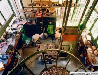 Charming Birmingham: Das Jewellery Quarter