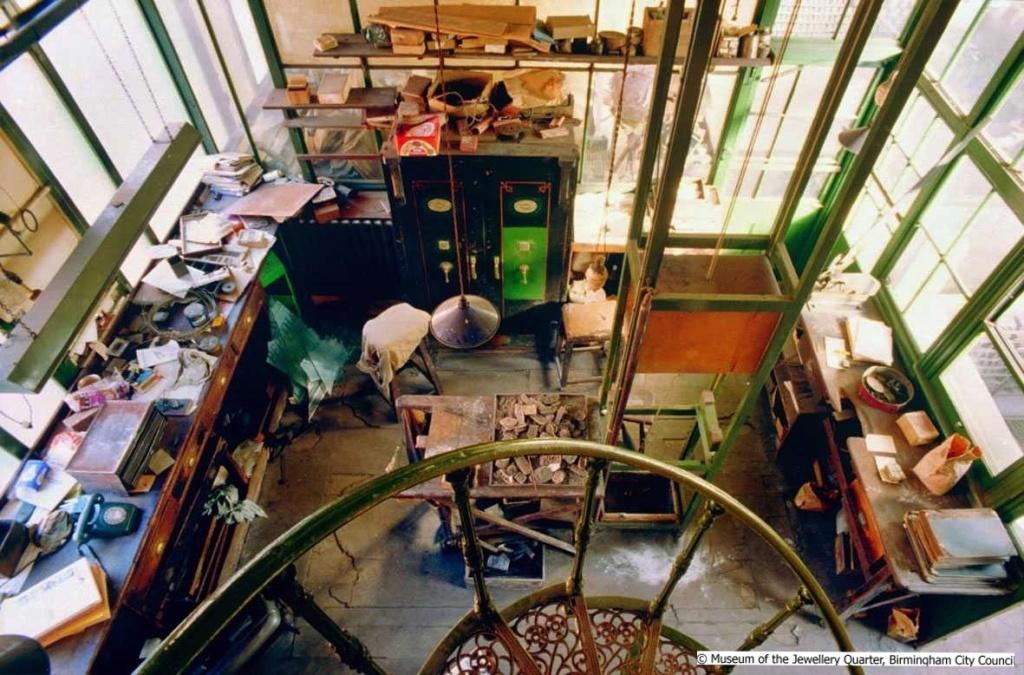 Charming Birmingham: Das historische Jewellery Quarter