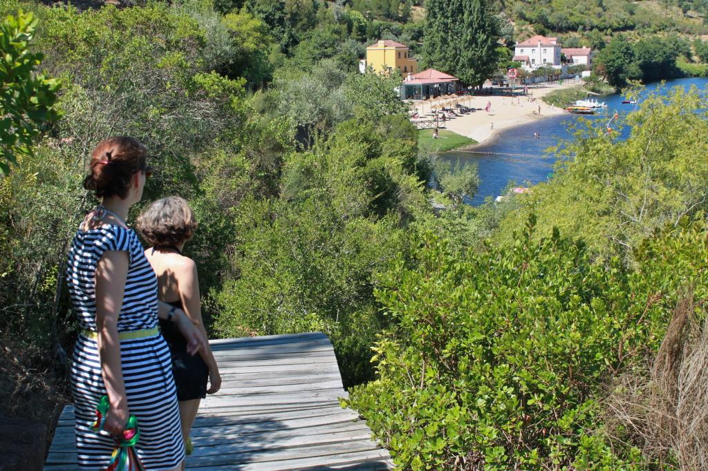 Alentejo - Sommertage am Fluss