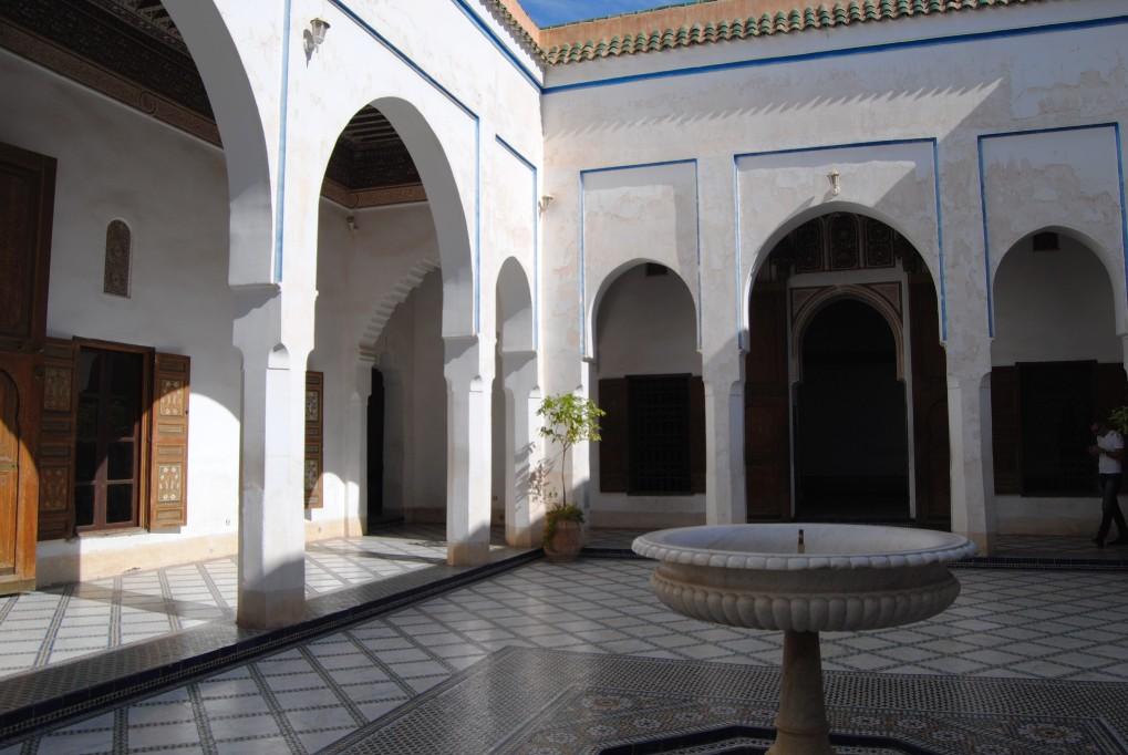 marrakesch-bahia-palace-innenhof