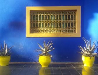 Marokko 1/2: Buntes lautes Marrakesch