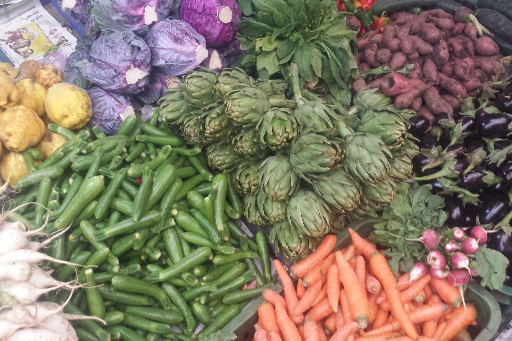marrakesch-markt-gemuese