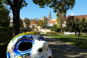 Park in der Kulturhauptstadt Pilsen.