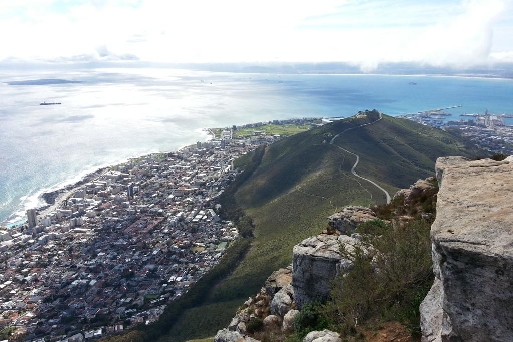 Kapstadts Zinne – der Löwenberg
