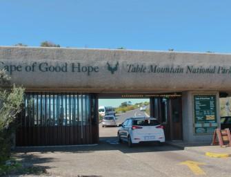 Windumtost – Kap der Guten Hoffnung