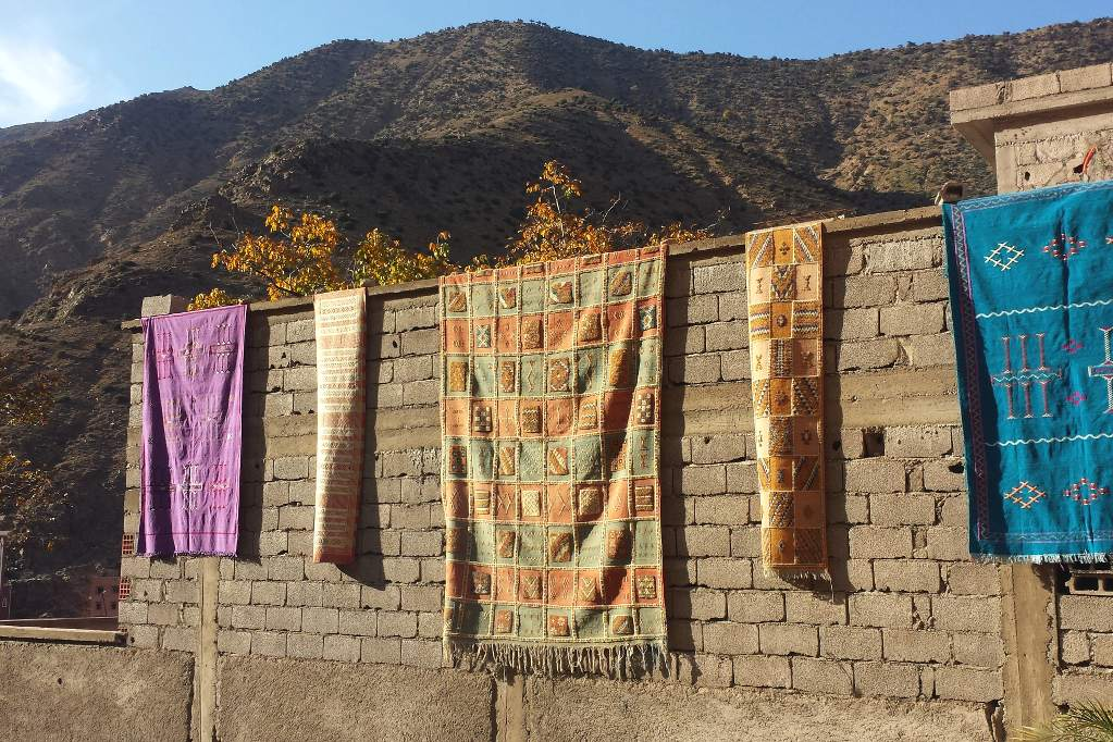 marokko-atlas-gebirge-berber-teppiche