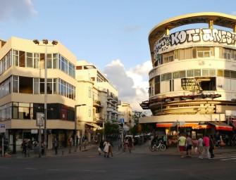 Bauhaus + Tel Aviv =  Weiße Stadt