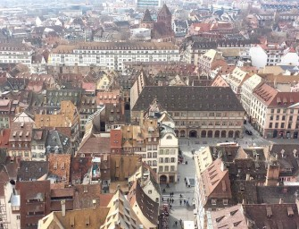 Europa am Rhein- Breisgau und Elsass