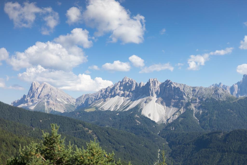 Suedtirol, Dolomitenrundweg, von der Plose aus aufgenommen (c) Robert M. Plogman 2016