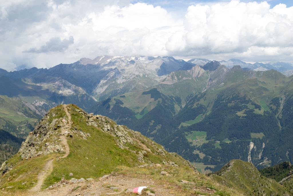 Mt. Gitschberg in den Zillertaler Alpen, 2.510m, (c) Robert M. Plogman 2016