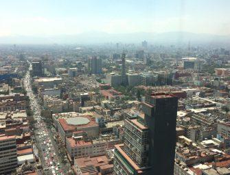 Mexiko-Stadt: Zwei Tage mit dem Koloss