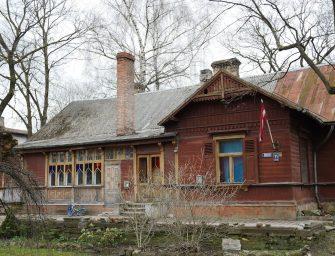 #melancholicwalks – Die Holzhäuser von Riga