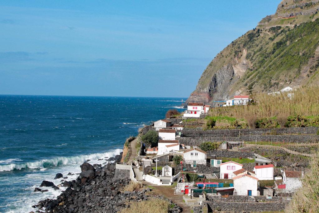 Azoren: Rocha de Relva ist ein schöner Flecken Erde – aber die Mühsal, ihn zu erreichen, ist heute nicht mehr zeitgemäß.