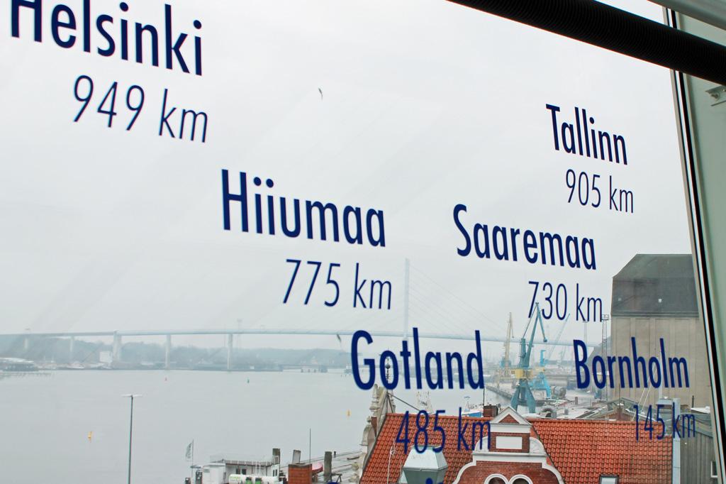 Die Ostsee war einmal so etwas wie das Hausmeer von Stralsund. Die Handelsschiffe verkehrten weit über dessen Grenzen hinaus und befuhren alle Weltmeere.