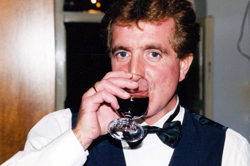 An der Bar des Gran Paradiso war er der Herrscher: Guiseppe mit den blauen Augen.